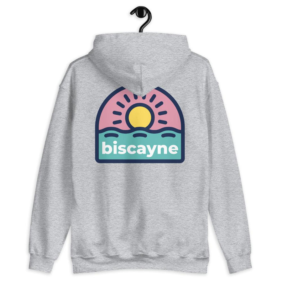 Biscayne 2-Sided Unisex Hoodie - 305 Clothing Co.