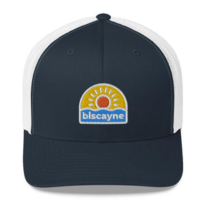 Biscayne Bold Trucker Cap - 305 Clothing Co.