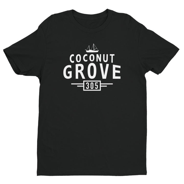 Coconut Grove Miami Mi Barrio T-Shirt - 305 Clothing Co.