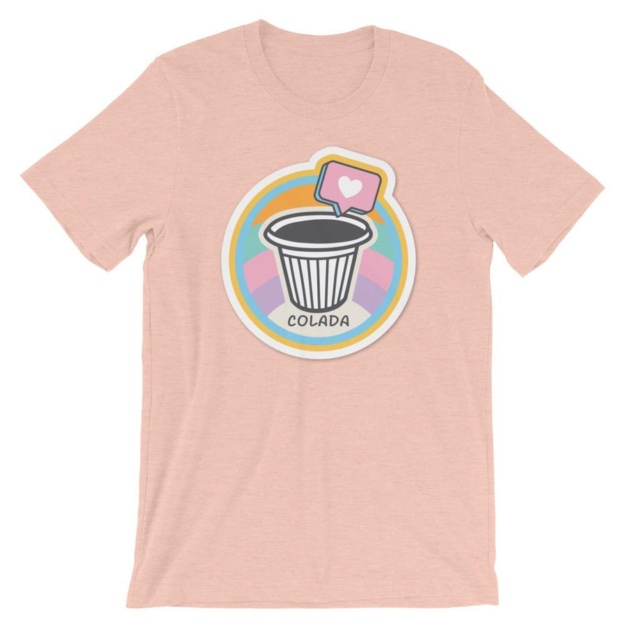 Colada Love Coffee T-Shirt - 305 Clothing Co.