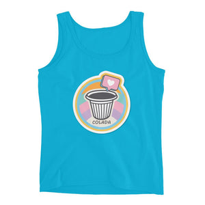Colada Love Ladies' Tank - 305 Clothing Co.