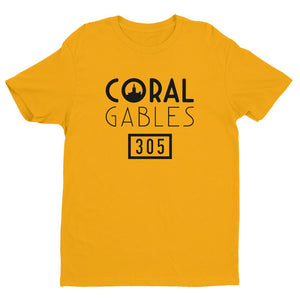 Coral Gables Mi Barrio T-Shirt - 305 Clothing Co.
