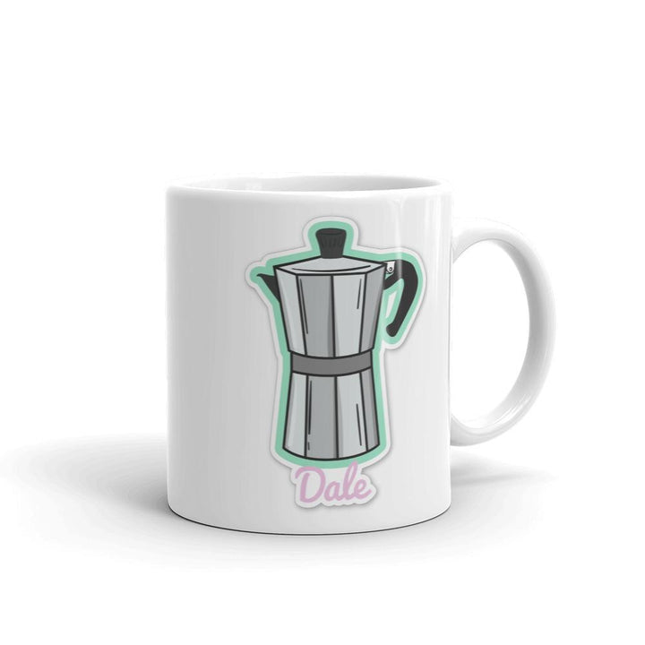 Dale Coffee Mug - 305 Clothing Co.