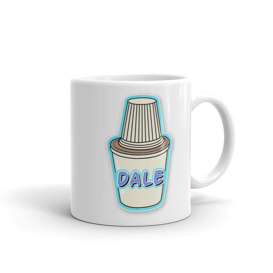 Dale Colada Neon Mug - 305 Clothing Co.