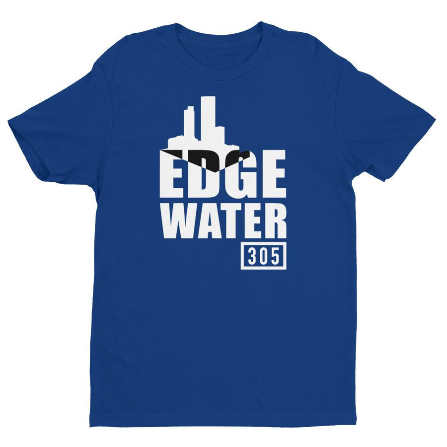 Edgewater Miami Mi Barrio T-Shirt - 305 Clothing Co.