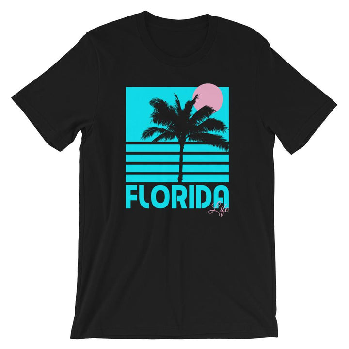Florida Life Tropical Nights T-Shirt - 305 Clothing Co.