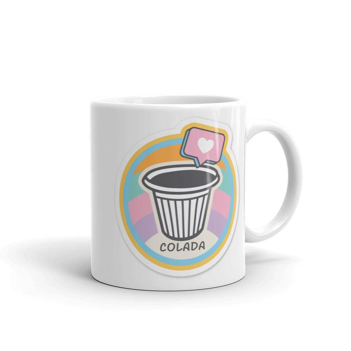 Happy Colada Coffee Miami Mug - 305 Clothing Co.