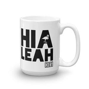 Hialeah Mi Barrio Mug - 305 Clothing Co.