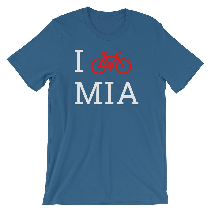 I Bike Miami T-Shirt - 305 Clothing Co.