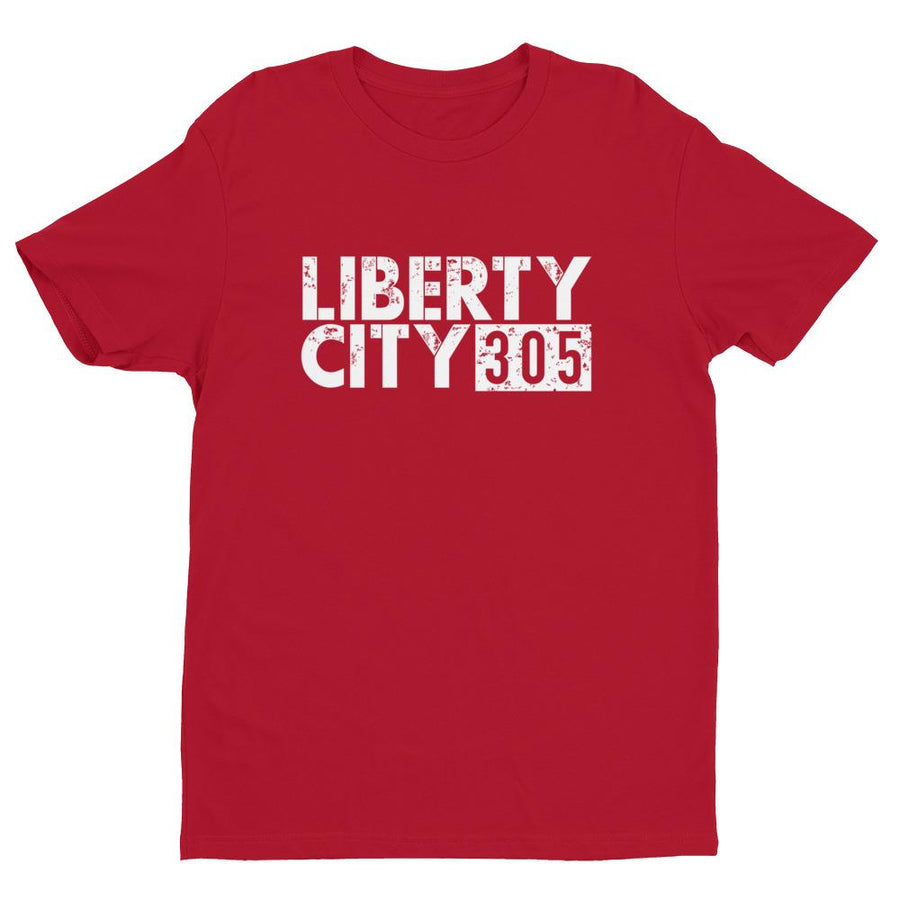 Liberty City Miami Mi Barrio T-Shirt - 305 Clothing Co.