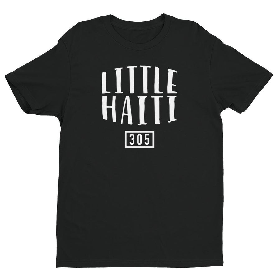 Little Haiti Miami Mi Barrio T-Shirt - 305 Clothing Co.