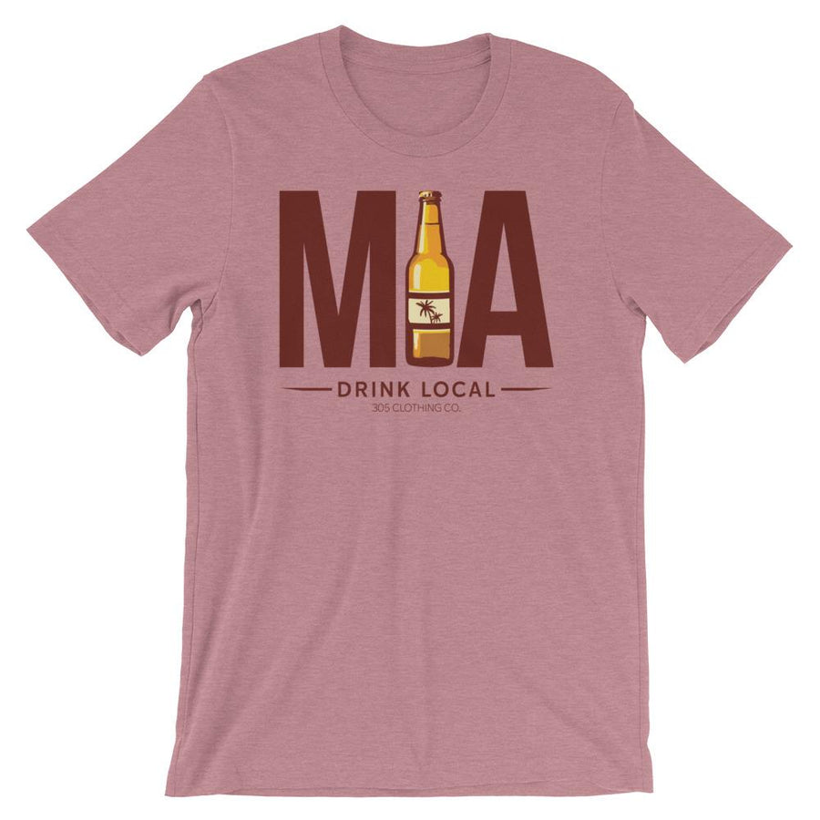Miami Drink Local T-Shirt - 305 Clothing Co.