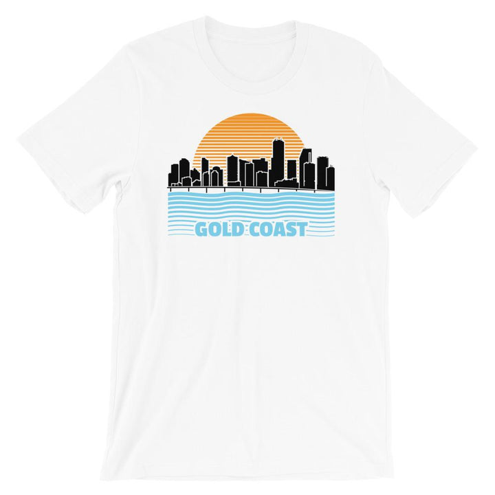 Miami Gold Coast T-Shirt - 305 Clothing Co.