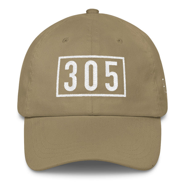 buy 305 Classic Cap online from 305 Clothing Co.