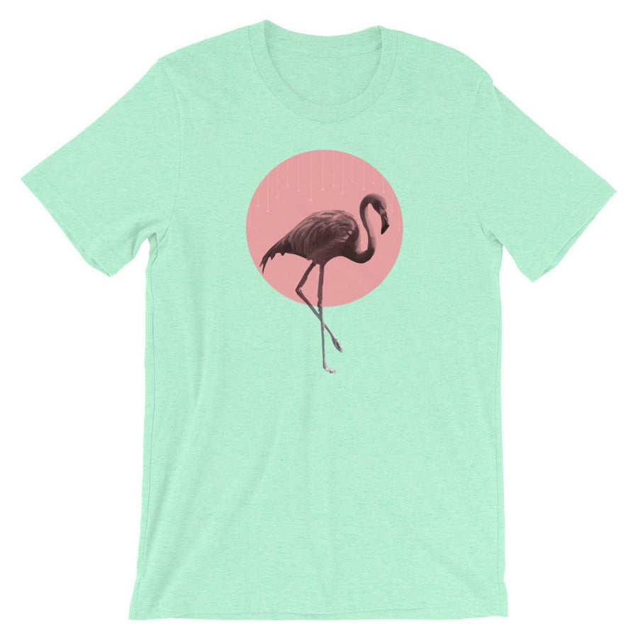 Pink Flamingo Florida T-Shirt - 305 Clothing Co.