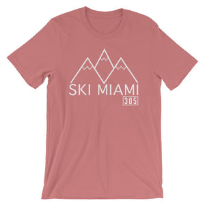 Ski Miami T-Shirt - 305 Clothing Co.