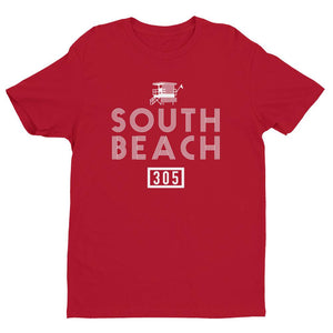 South Beach Miami Mi Barrio T-Shirt - 305 Clothing Co.