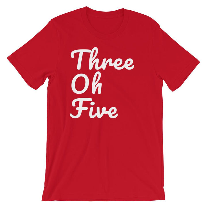 Three Oh Five T-Shirt - 305 Clothing Co.