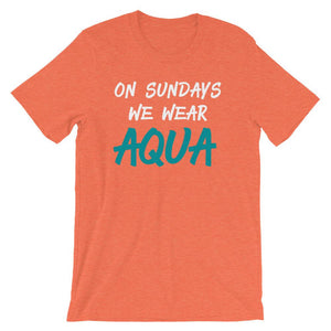 We Wear Aqua Fins T-Shirt - 305 Clothing Co.