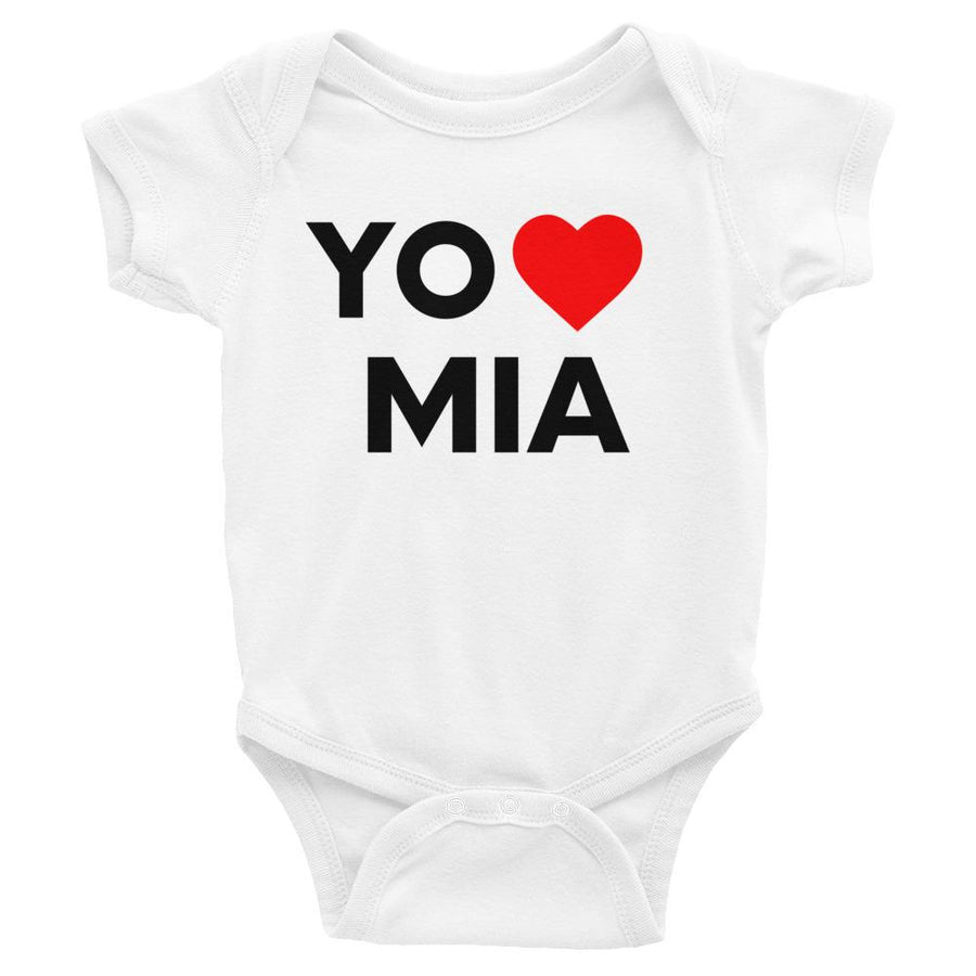 Yo Amo Miami Infant Bodysuit - 305 Clothing Co.