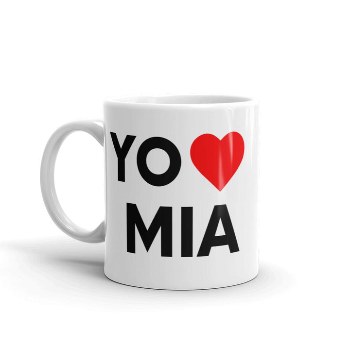 Yo Amo Miami Mug - 305 Clothing Co.