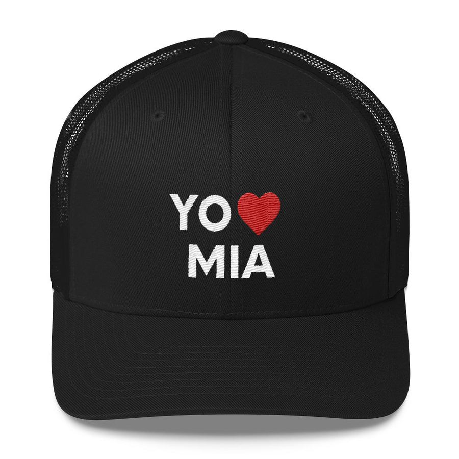 Yo Amo Miami Trucker Cap - 305 Clothing Co.