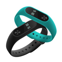 Xiaomi Mi Band 2 fitness tracker watch for iOS and Android