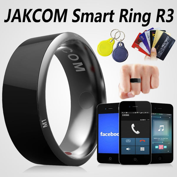Jakcom R3 waterproof smart ring