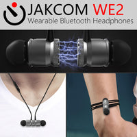JAKCOM WE2 wearable Bluetooth earphone with microphone