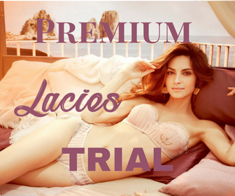 Premium Lingerie BoxTrial - Underwear Subscription - Lacies.co