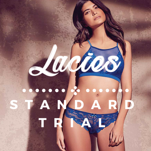 Standard Lingerie BoxTrial - Underwear Subscription Box - Lacies.co