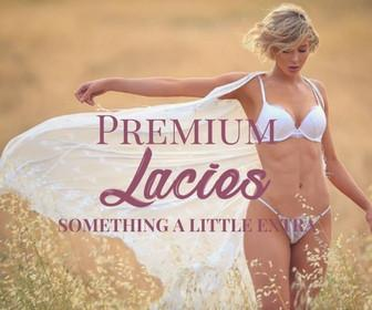 "Premium Lingerie Box - 50% Off with Code ""TRYME50"" - Lacies.co"