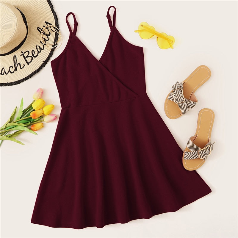 Sexy Sleeveless Summer Dress - Lacies.co