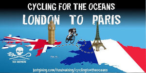 Cycling for the Oceans - London to Paris
