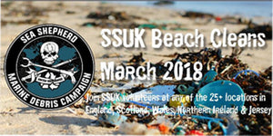 Sea Shepherds, Whitburn Beach Clean, 17th February 2018 -11am-4pm