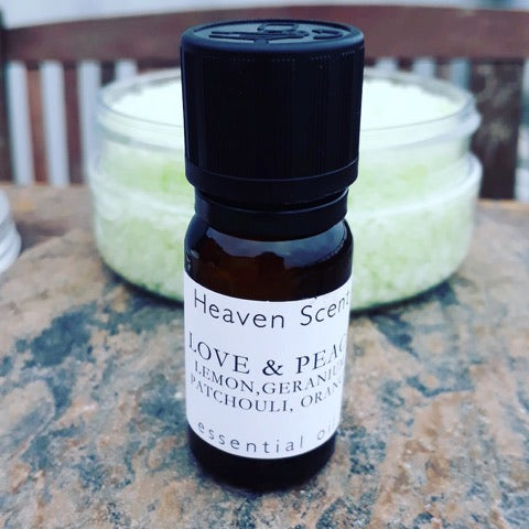 vegan essential oil for bath