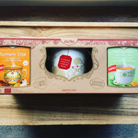 Vegan gift Box Tea
