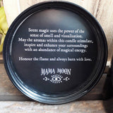 love spell vegan candle