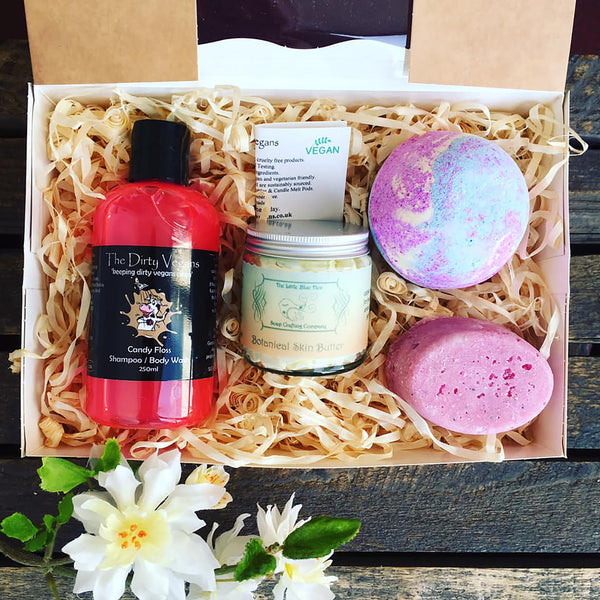 vegan gift set