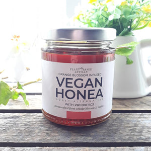 vegan honea, vegan honey alternative