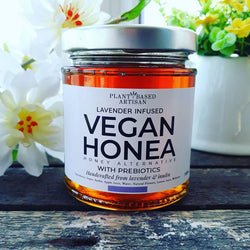Honea, Lavender (Vegan Honey Alternative), 230g, Best Before 03/19