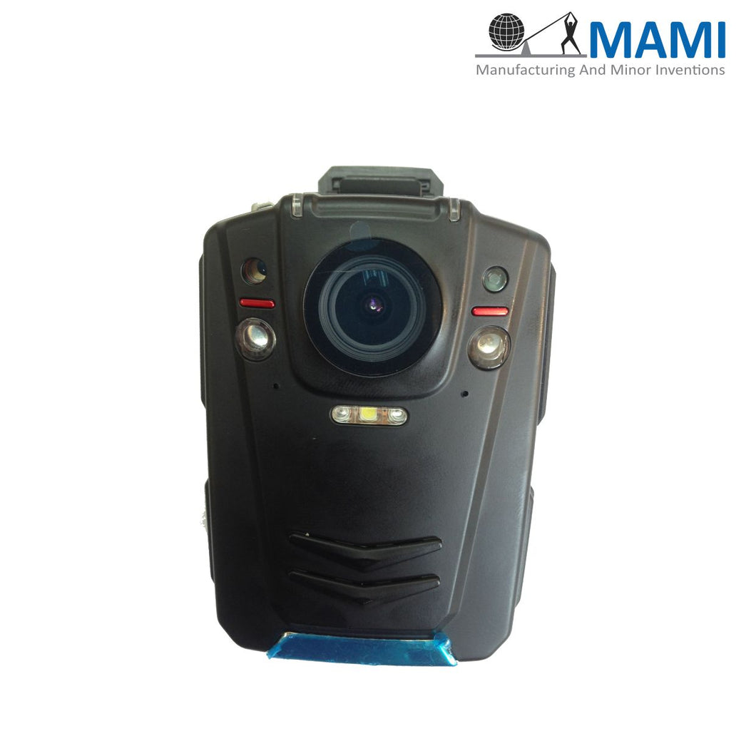 BodyCAM - 4G GPS Tracking Body Camera