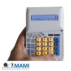 Homeguard - Portable Wireless Alarm