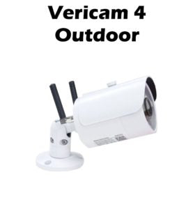 Vericam 4 OUTDOOR - 3G / WiFi Camera