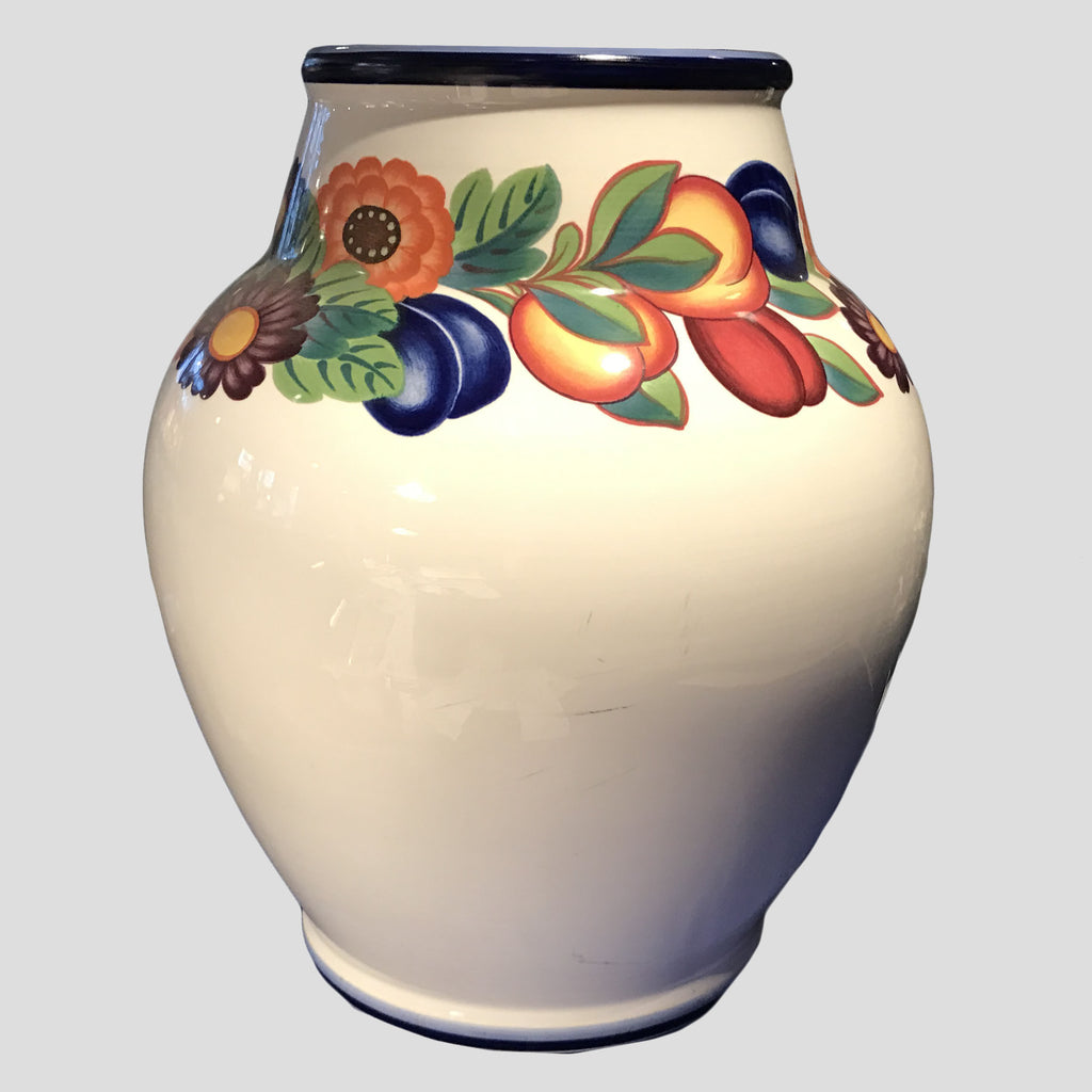 Golden Sommer floor vase