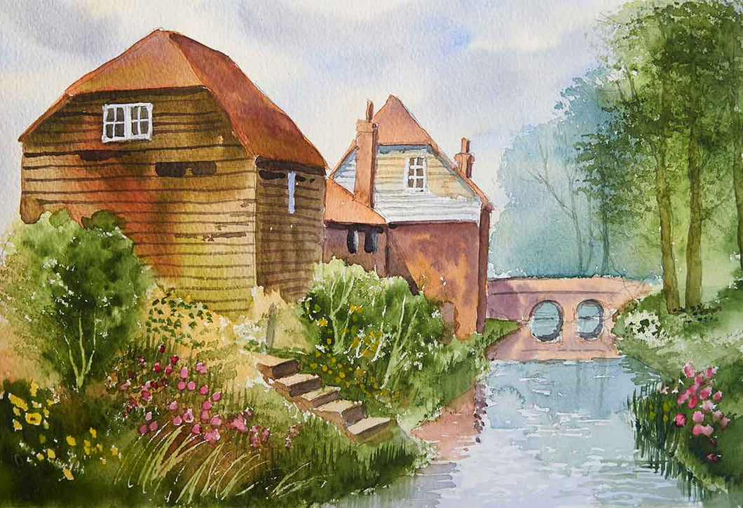 River Wey Watermill