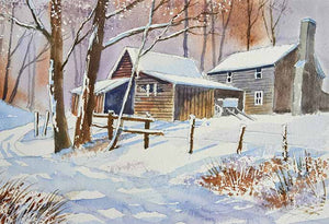 Winter's Farmstead