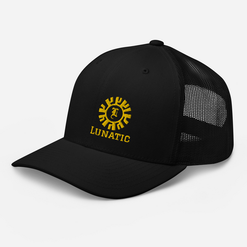 SUNSHINE State of Mind Trucker Hat