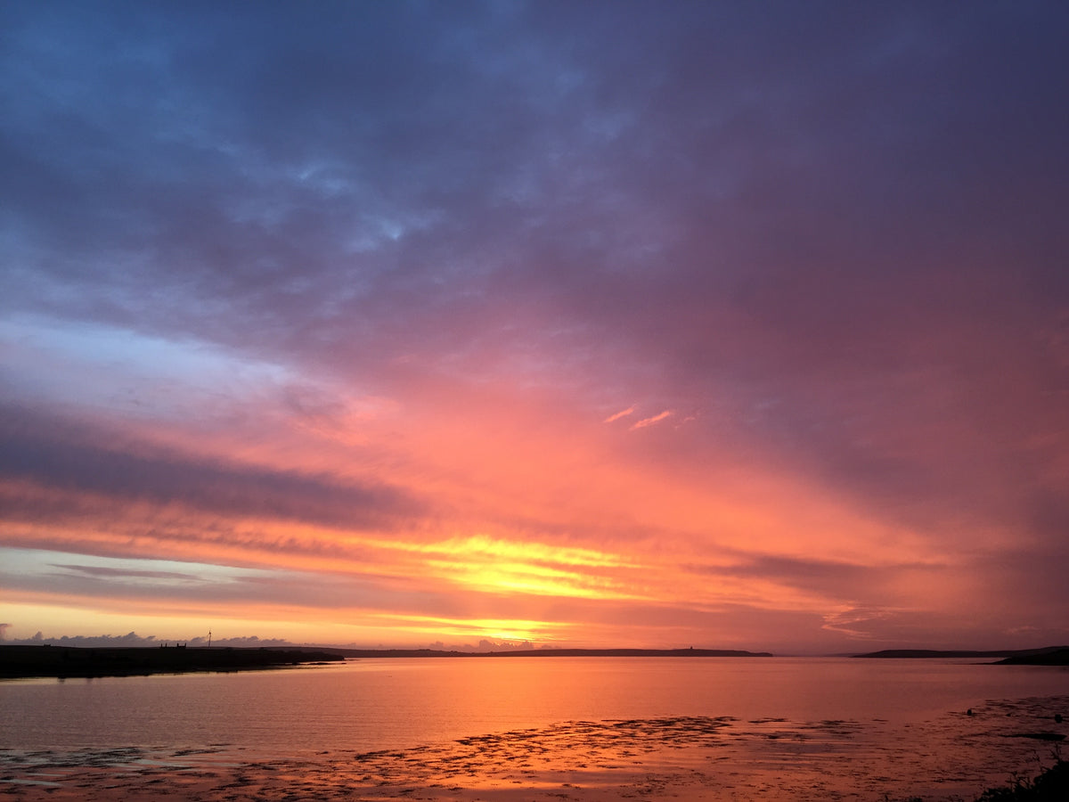 Orkney Summer Solstice Sunrise