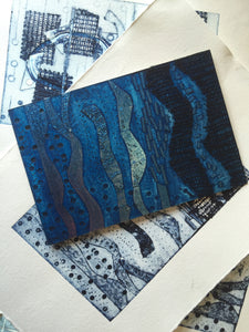 Art Class: Come & Try Collagraph Printmaking